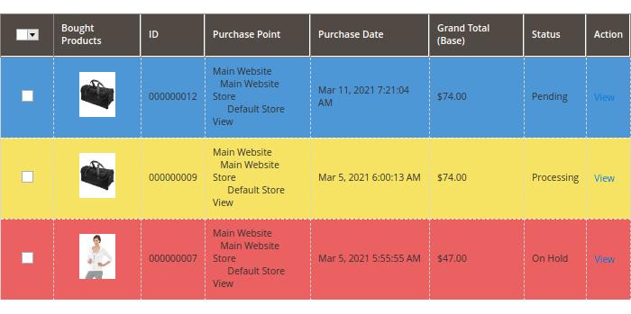 Fast Magento 2 Order Management