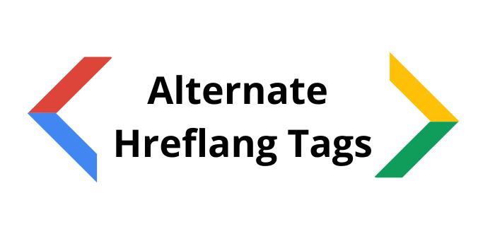 Magento 2 Alternate Tags