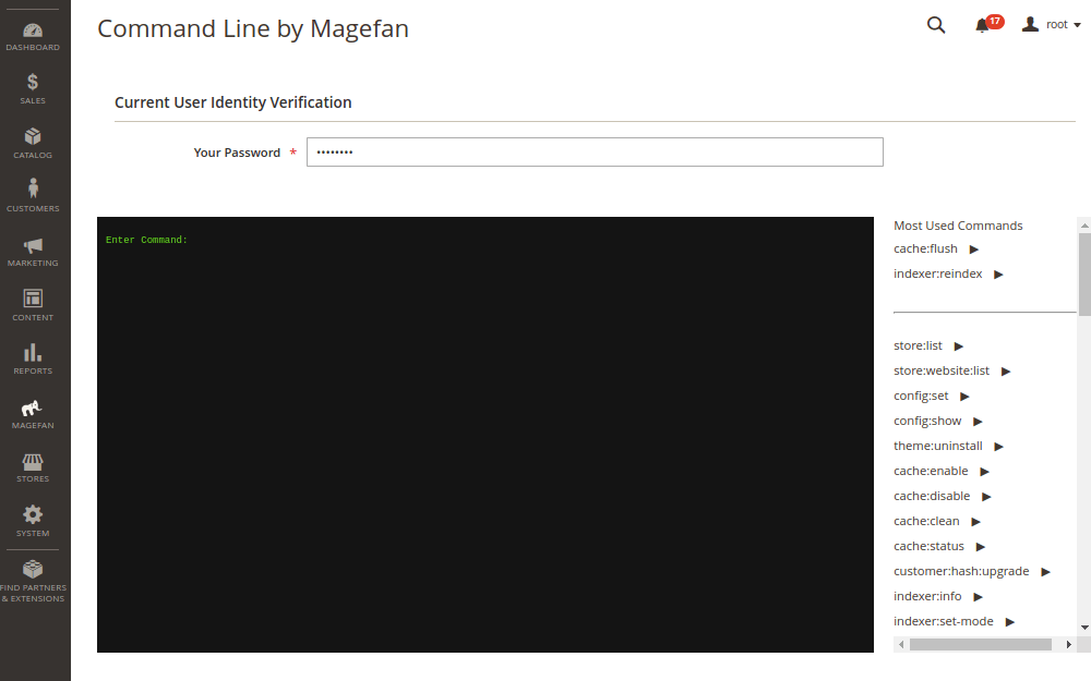 Magento 2 Command Line Interface