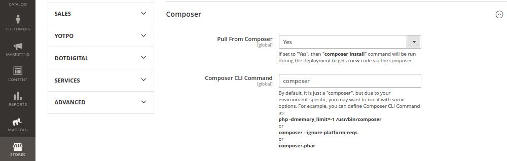 Magento 2 Zero Downtime Deployment via Composer