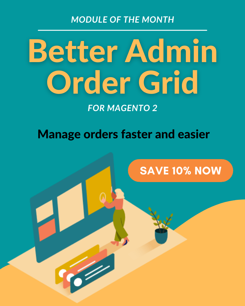 Magento 2 Better Order Grid Extension