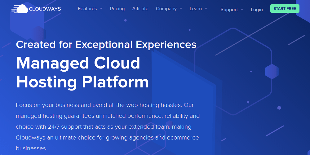 Cloudways Hosting Provider
