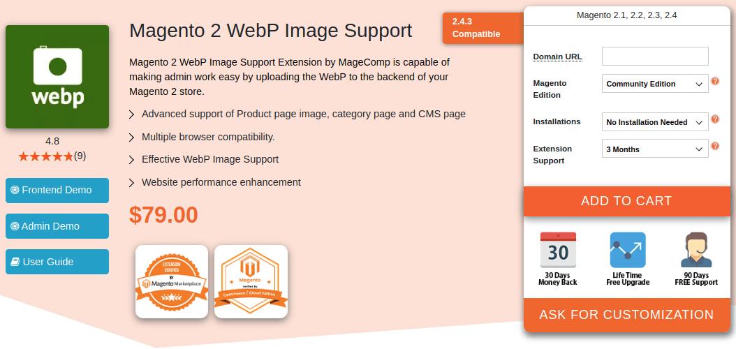 Magecomp WebP Image Support