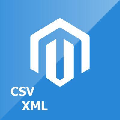 Імпорт XML, CSV в Magento 2 Блог