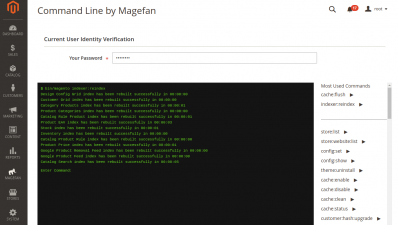 Command Line Interface in Magento 2