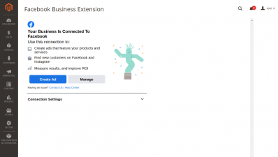 Facebook Business Extension for Magento 2