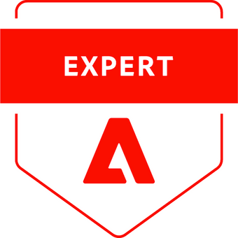 Adobe Certified Expert Experience Cloud Products webpconverted Badge