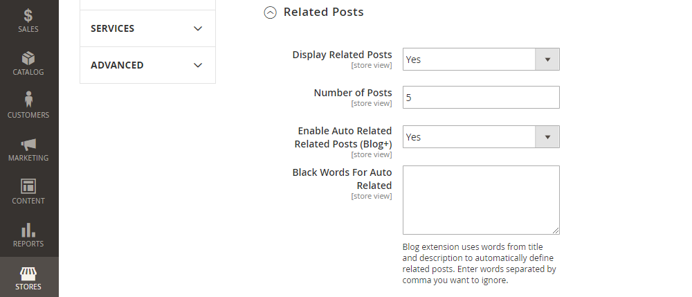 Magento 2 Autorelated Posts, Post View, Related Posts